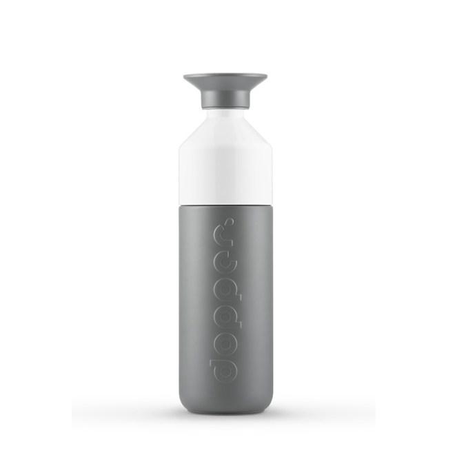 Produktbild - dopper Isolierflasche - grau - 580ml