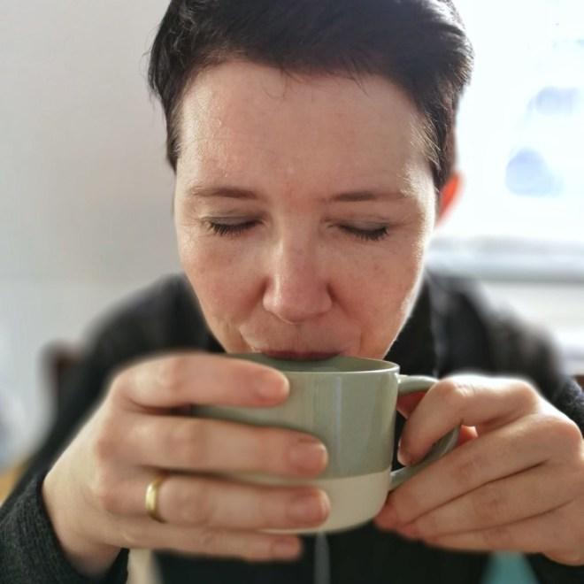 Beitragsbild - Kaffee und Sport - genießen