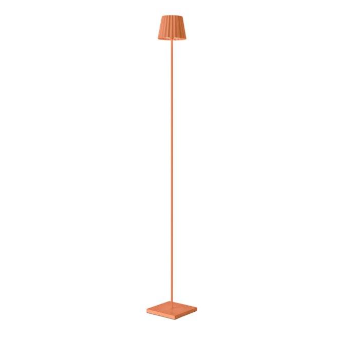 Sompex Troll LED Gartenstehleuchte orange