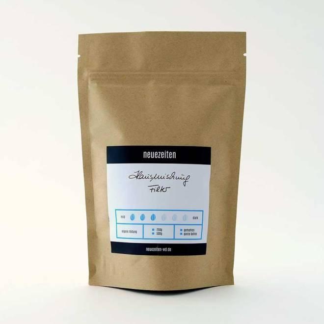 Filterkaffee-Hausmischung