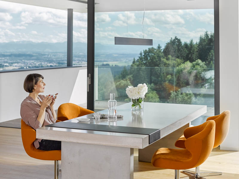 Internorm window_comfort_regulated temperature