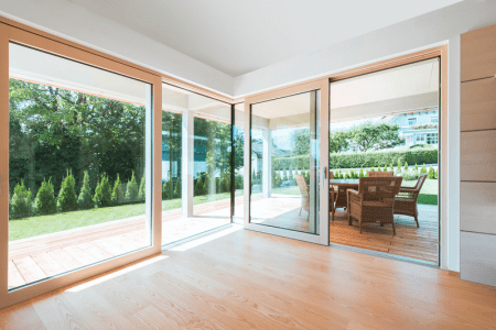 Lift and Slide Doors and Windows NeuFenster