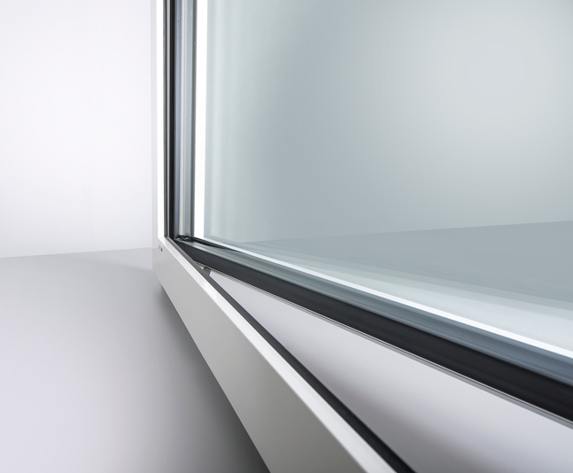 Gasket Window Seals European Triple Glazed Windows Weatherproof Durable Energy Efficient Windows and Doors