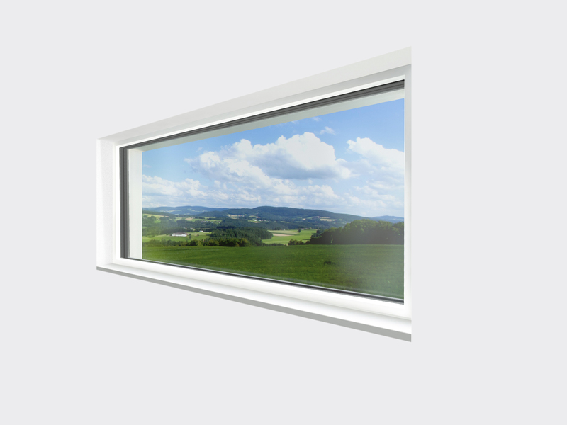 Showcasing Internorm KF405 Window