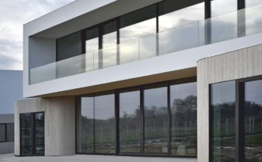 All Glass Walls Aluminum Floor to Ceiling Windows and Doors Commercial and Residential Aluminum Windows