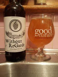 Without ReGarde (Dry Hopped Sour Ale)
