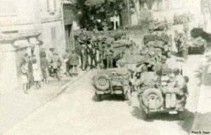 Guerre mondiale Neuilly en thelle