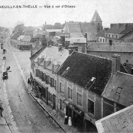 Histoire de Neuilly-en-Thelle.