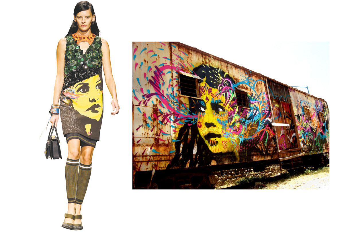 When Fashion And Art Collide How Designers And Artists