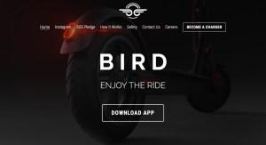 Bird, Lime und der Angriff der Scooter in Europa