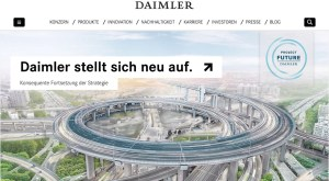 """""""Projekt Zukunft"""": Ergibt die Reorganisation von Daimler Sinn?"""