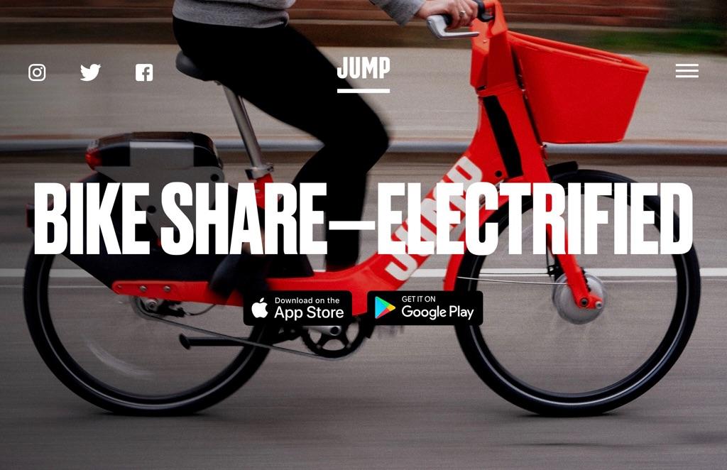 Jump-bikes-uber