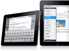 Musiker, Fluggesellschaften, Händler oder Restaurants: iPads, überall iPads