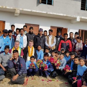 School in Nepal