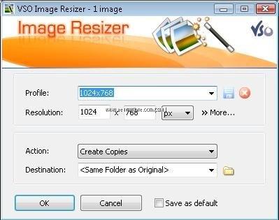 Power toys image resizer