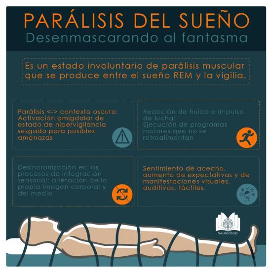 paralisisdelsue%C3%B1o Neuroclass - Tratamiento y prevención de la parálisis del sueño