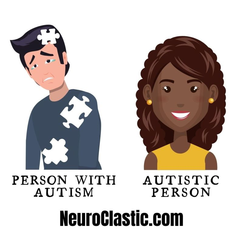 Person first or Identity first language disability