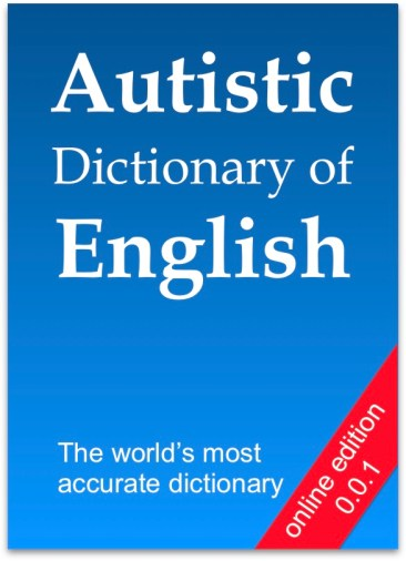 autisticenglishdictionary