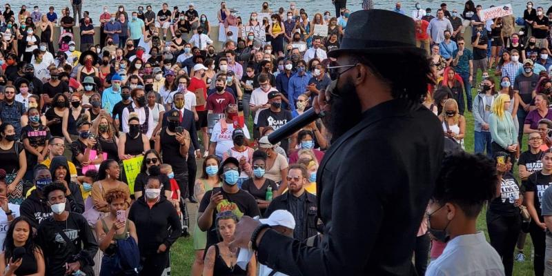 Aubrey Japharii Jones of Black Lives Matter 757 in an open letter to Cheif Paul Neudigate of Virginia Beach