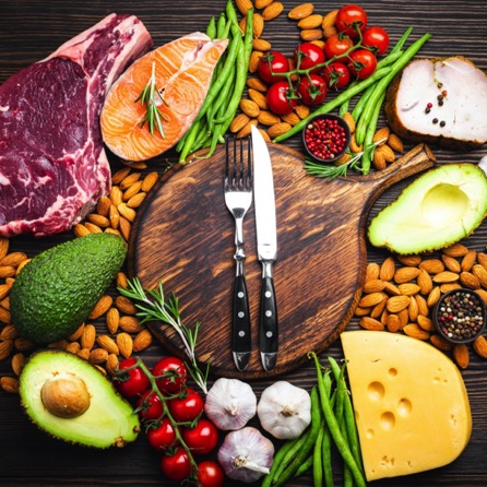 keto-diet-foods-picture-id1096945386