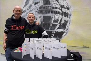 Presenting 2Tango.Work in Rotterdam