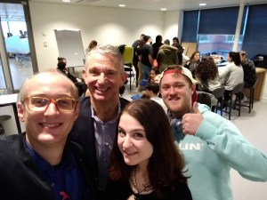 VR Challenge on neurodiversity with Innovation & Creativity students from HVA