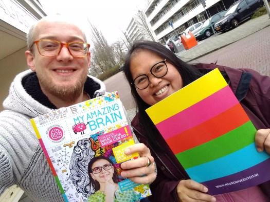 My Amazing Brain Magazine with Lana and Tjerk
