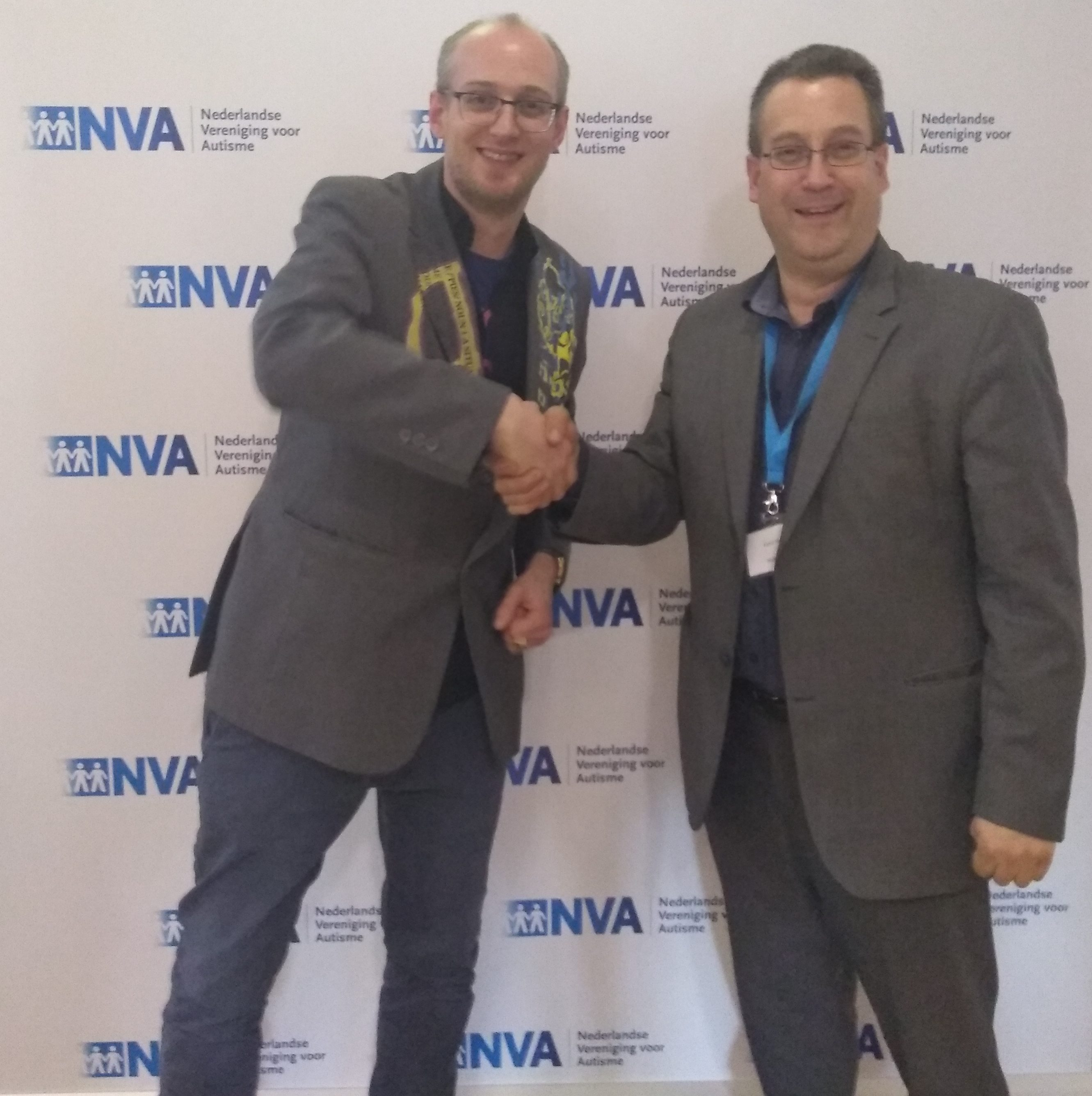 NVA and Neurodiversity foundation working together
