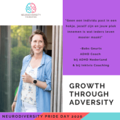 Neurodiversity Pride Day 2020 - bab