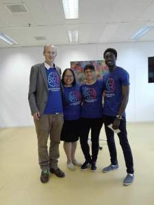 neurodiversiteit stichting neurodiversity pride day core team 2018