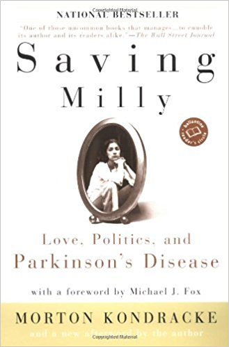 saving milly book