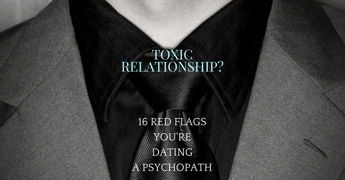 Characteristics of a sociopath psychopath dating signs