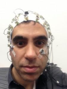 EEG head