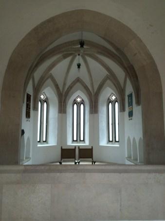 kápolna emelete