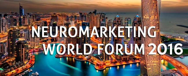 Neuromarketing World Forum