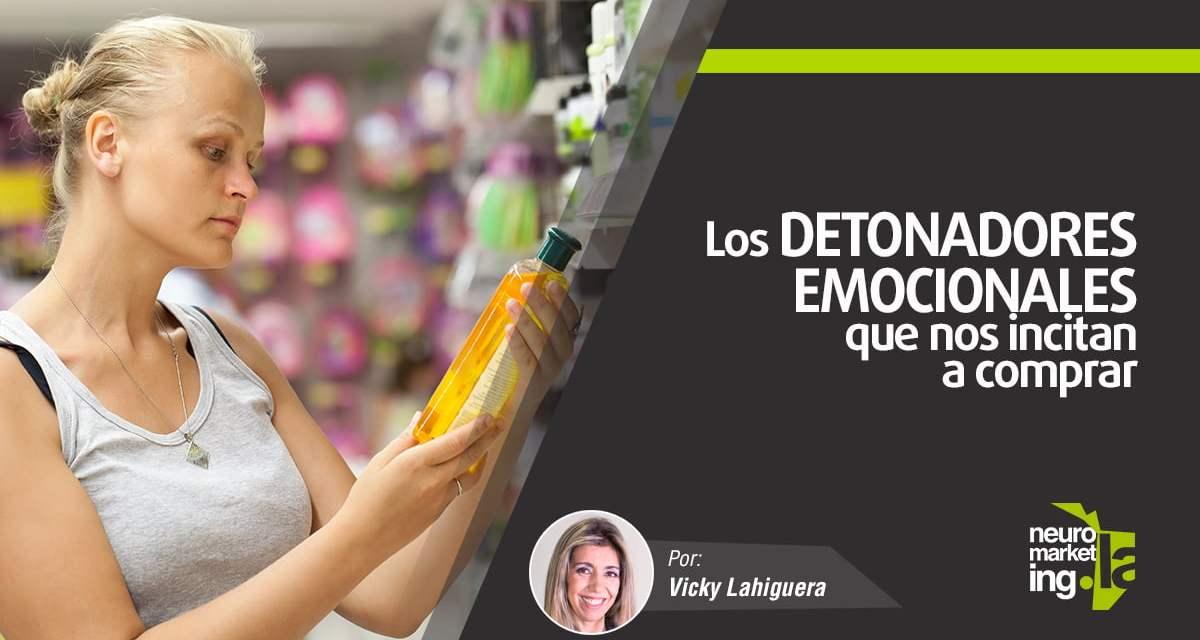 Los detonadores emocionales que nos incitan a comprar