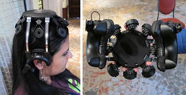 tecnología de Neuromarketing, EEG