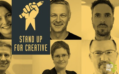 Stand up for Creative: Análisis de Emociones para defender la Creatividad