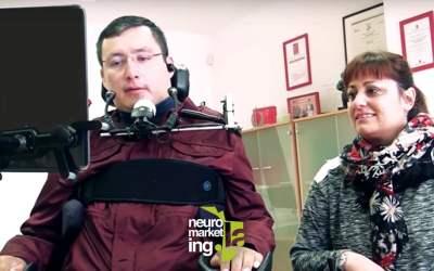 EVA Facial Mouse: Una app para personas con discapacidad motriz