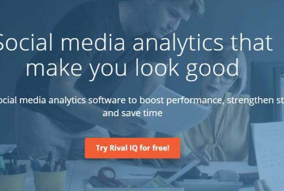 Rival IQ- Competitive Social Media Analytics for Digital Marketers