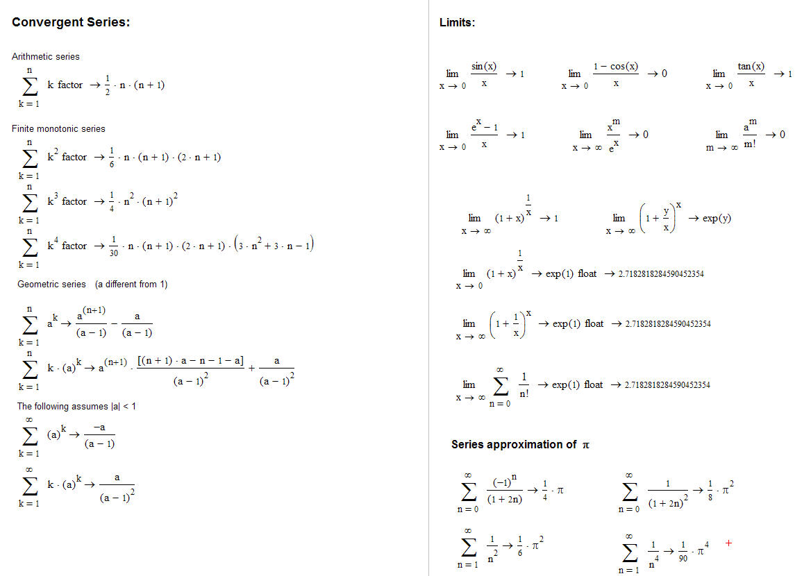 Mathcad Examples Amp Worksheets