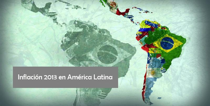 inflacion america latina 2013