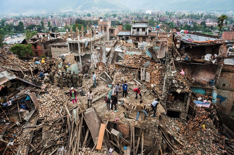 Earthquake artificial intelligence knows where damage is worst