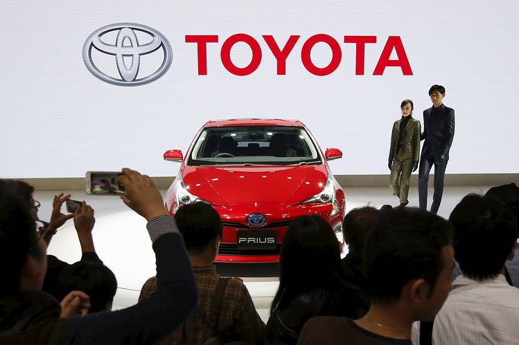 Toyota to Invest $1 Billion in Artificial Intelligence Firm
