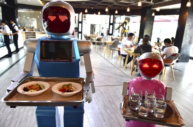 Sexbots, laundroids and killer drones: The robot revolution got real in 2015