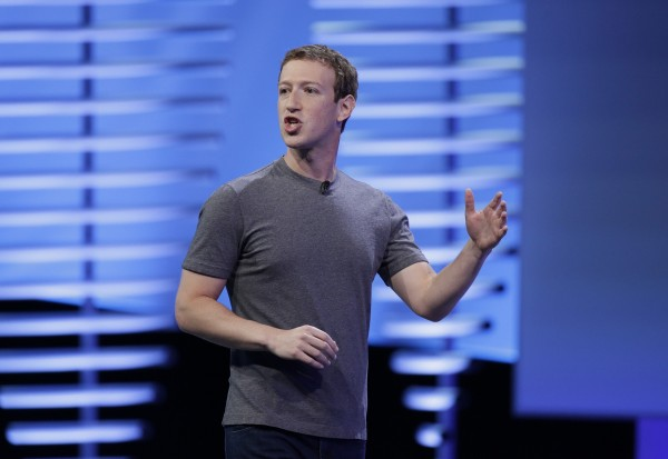 Chatbots, drones, live video and artificial intelligence: The future of Facebook
