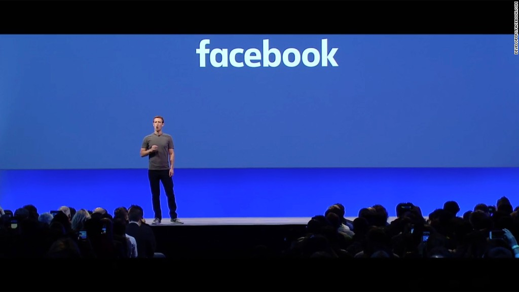 Mark Zuckerberg talks drones, bots — and takes a jab at Trump