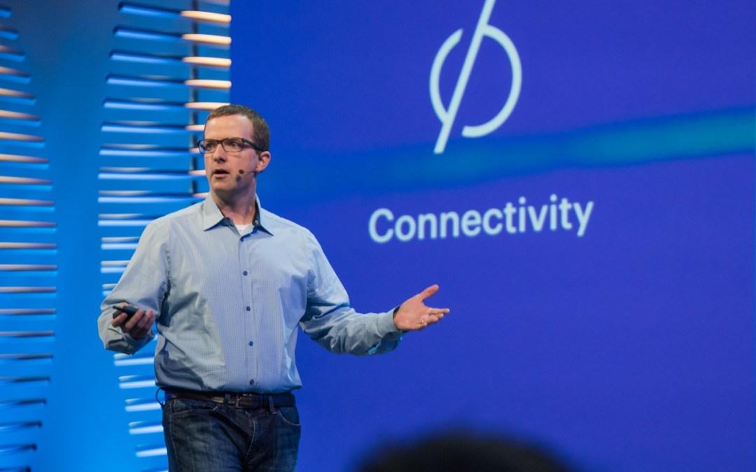 Building a more connected world: Facebook CTO