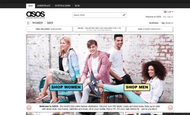 ASOS – building e-commerce success on tech investment