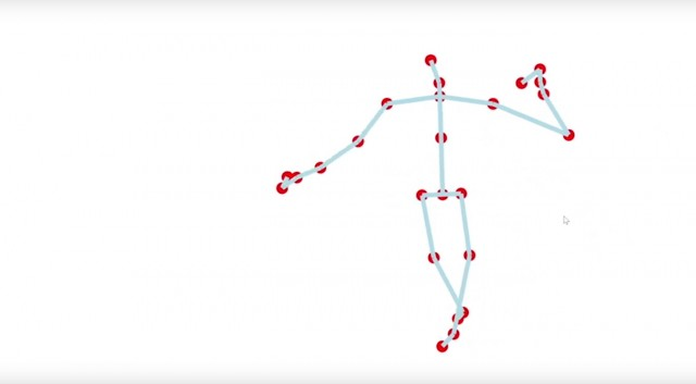 Deep-learning neural network creates its own interpretive dance